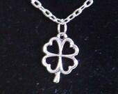 Shamrock Necklace for American Girl Dolls