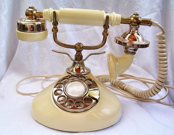 vintage french phones wiring - photo #29