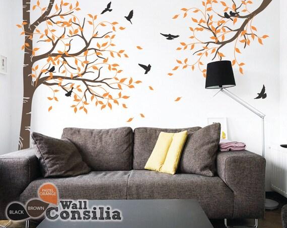 Tree Wall Decal Nursery Wall Decoration Tree Wall Sticker