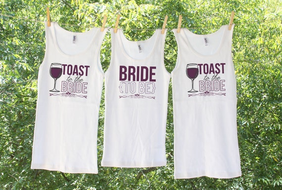 Items Similar To Wine Themed Toast To The Bride