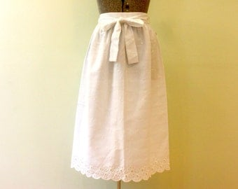 Vintage Circle Skirt / Med/Large / NOS Lane Bryant
