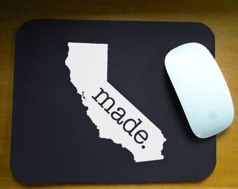 California 'Made' Computer Mouse Pad