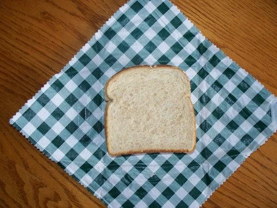 REUSABLE SANDWICH WRAP/placemat
