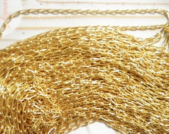 4 ft. Goldplated Link Chain
