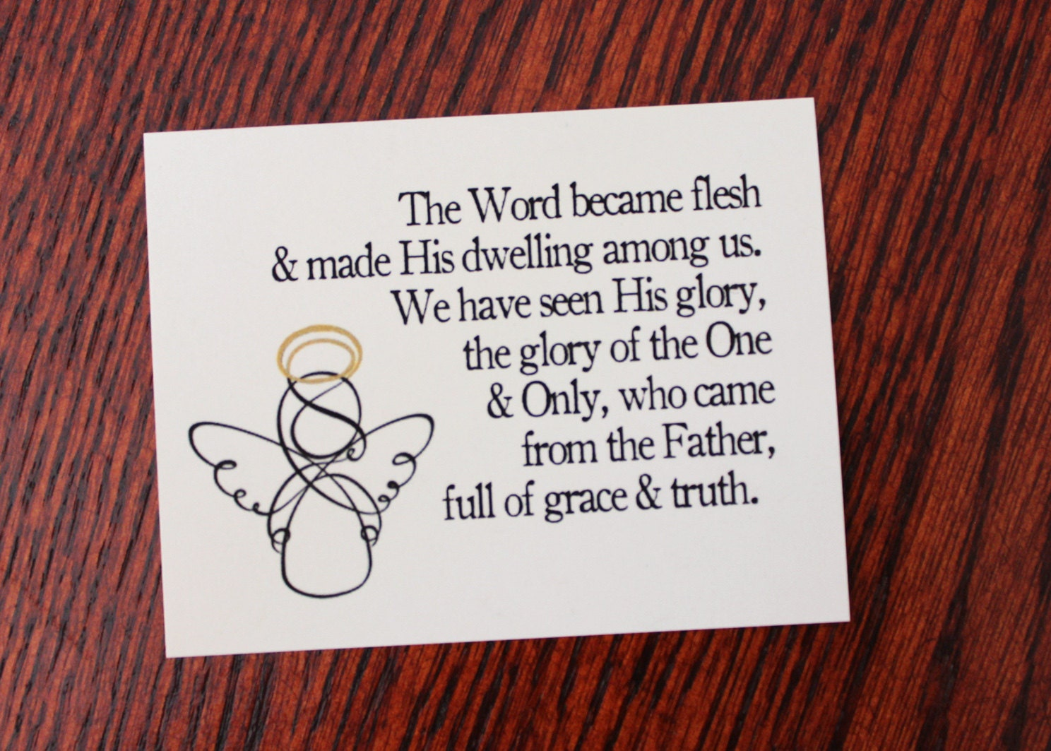 christmas scripture cards 33 verses on birth