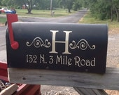 Mailbox Address Personalized
