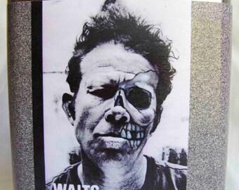 Tom Waits Flask - FREE SHIPPING