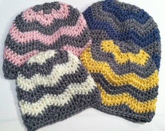 ZIG ZAG CROCHET PATTERNS « Free Patterns