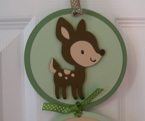 It 39 s a boy deer hospital door banner boy deer by katlinlee123 for Baby boy hospital door decoration