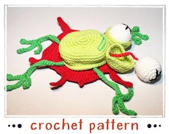 Free Crochet Pattern Umizoomi : Milli, Geo & Bot - Team Umizoomi - Crochet Pattern - PDF ...