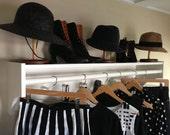 1309 Lynne's Boudoir Clothes Rack