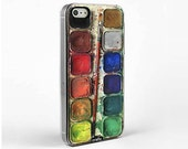 WATERCOLOR Set iPhone 5 / 5s Case, Water color iPhone 5C Case, Artistic iPhone 6/6S case, Paint iPhone 4 / 4S Case