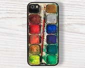 Watercolor Set iPhone IPHONE CASE  iPhone 6S case iPhone 6 Plus iPhone 5S cases iPhone 5C cover, iPhone 7 case