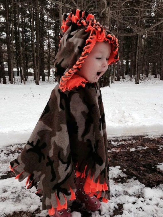how to make a poncho without a pattern