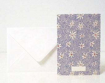 "1 ""Marguerites"" card - 1 carte ""Marguerites"""