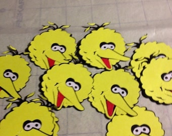 Sesame Street Die Cuts