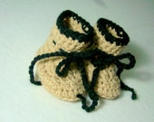 Infant Slippers Crochet Sock Stretchy Footwear