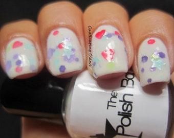 Candy Sprinkles Full Size Nail Polish