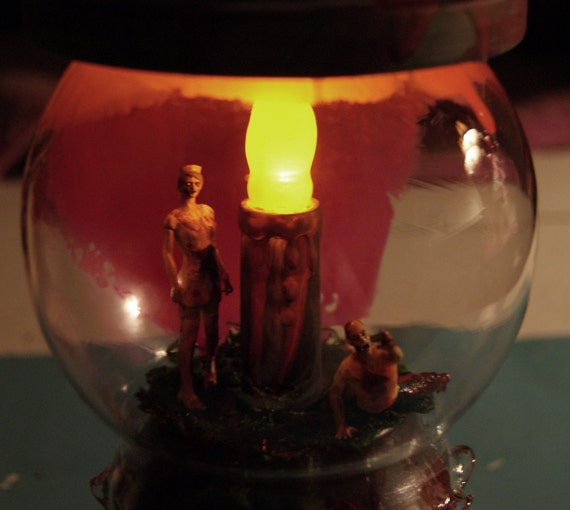 Zombie Night Light 2