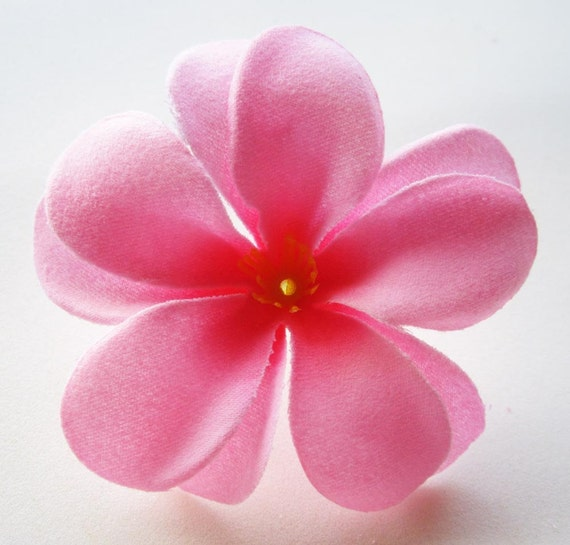 how to make a paper frangipani