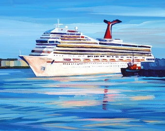 Popular items for cruise ship on Etsy