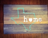 TEXAS HOME STATEART made to order