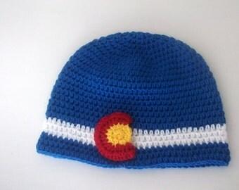 Colorado Flag Beanie - Colorado Hat