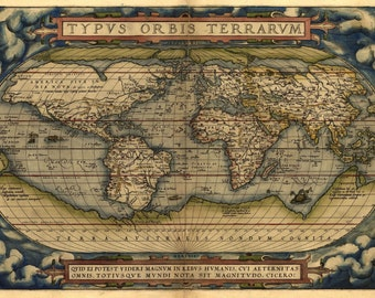 Maps, World atlas, World map poster, 139
