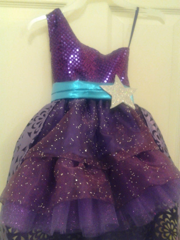 Barbie princesse et popstar keira robe pourpre outfit 3 pi ces - Barbie et la princesse pop star ...
