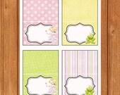 Kids Buffet Cards Fairytale Princess KBI327TC DIY