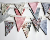 Mill Book Series Fabric Bunting