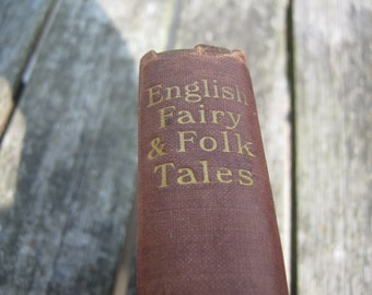 English Fairy and Folk Tales - Scott Library
