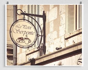 France photography - Le Petit Serpente - Chartres,France photo,French Fine art,France decor,8x10 wall art,white,Fine art prints,Art Posters