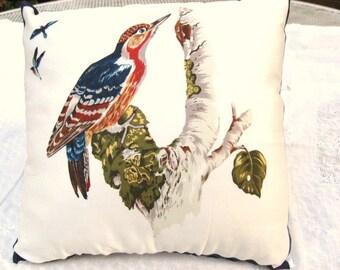 Birds  Pillow  / 2 Styles / Listing for 1 / home & living / men / women