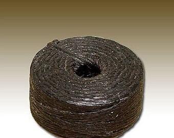 Thread, Waxed nylon, Heavy - 25 yds.