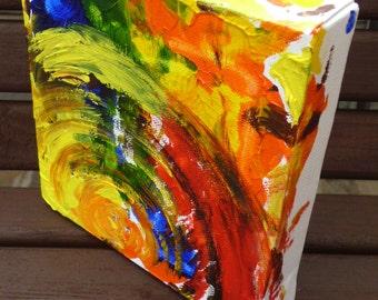 Original Artwork, Abstract painting, Acrylic painting
