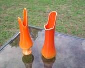 Vintage 196's Fayette Vases