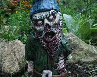Ribor Mortis Zombie Gnome
