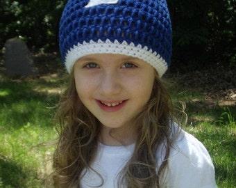 Crochet Duke Beanie