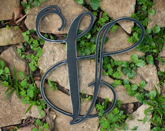 """18"""" Wood Letter, Painted"""