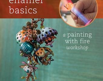 Torch Fired Enamel Basics by Barbara Lewis-DVD- Torch-Firing
