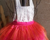 Order for Meissearmouti  Sweet Peanut party Childs apron with Tutu