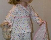 American Girl Pajama Set