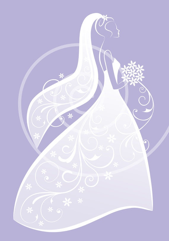 wedding gown clipart free - photo #50