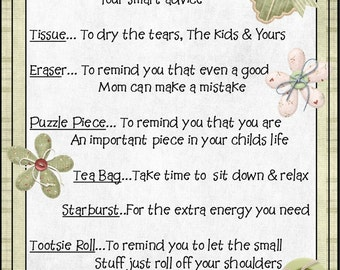Mom Survival Kit