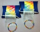 Rainbow Pi Bracelets