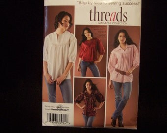 Misses Pullover Blouse