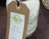 Lavender Bath Milk (Large Jar)