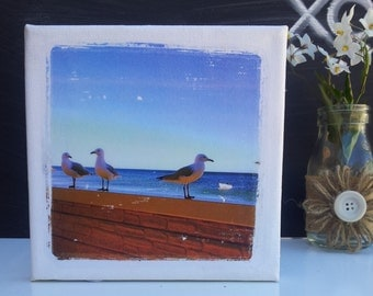 Seaside Canvas Art