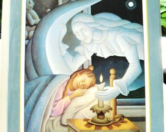 The Banshee bedtime story Karen Ackerman David Ray Caldicott Award winner HC DJ 1st printing